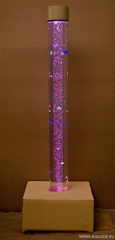 светильник колонна своими руками