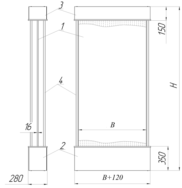 """Пузырьковые панели с крупными одиночными пузырьками Компания """"Аквадизайн"""" производит оборудование для сенсорной комнаты, декорат"""